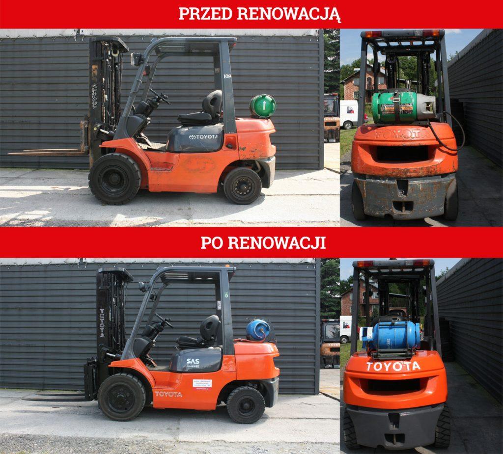 K&K serwis wózków widłowych